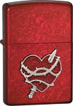 Zippo Classic 21081 Candy Apple Red