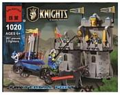 Enlighten Brick Рыцари 1020 Братское укрепление