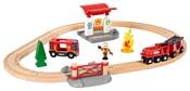 Brio Стартовый набор ''Пожарная станция'' 33815