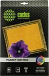 CACTUS Золото A4 250 г/кв.м. 10 листов (CS-DA425010G)