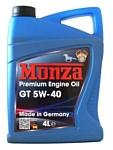 Monza GT 5W-40 4л