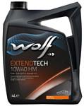 Wolf ExtendTech 10W-40 HM 4л