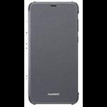 Huawei View Flip Cover для Huawei P Smart (черный)