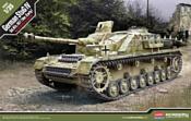 Academy САУ German StuG IV Sd.Kfz.167 (Ver. Early) 1/35 13522