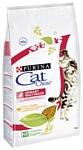 CAT CHOW (15 кг) Urinary Tract Health с высоким содержанием домашней птицы