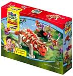 Soft Blocks 3504 Анкилозавр и малыши