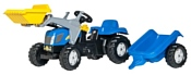 Rolly Toys Kid New Holland T7040 (023929)