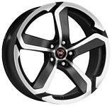 NZ Wheels SH665 8x18/5x114.3 D60.1 ET45 BKF