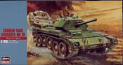 Hasegawa Крейсерский танк Cruiser Tank Crusader Mk.II