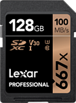 Lexar LSD128B667 SDXC 128GB