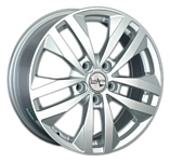 LegeArtis VW144 6.5x16/5x112 D57.1 ET33 Silver