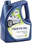 Neste Oil City Pro 0W-40 4л
