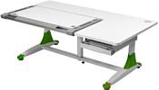 Comf-Pro King Desk (белый/зеленый)