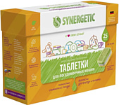 Synergetic Биоразлагаемые бесфосфатные (25 tabs