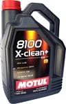 Motul 8100 X-clean+ 5W-30 5л