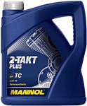 Mannol 2-Takt Plus API TC 4л