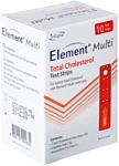 Infopia Element Multi Total Cholesterol 10 шт.