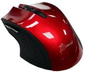 Dowell MR-032 Black-Red Bluetooth