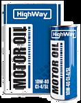 HighWay 10W-40 CI-4/SL 4л
