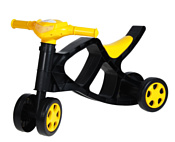 Doloni-Toys Минибайк (черный/желтый)