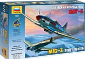 Звезда Советский истребитель МиГ-3