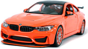Maisto БМВ M4 GTS 31246 (оранжевый)