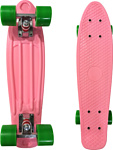 Display Penny Board Light pink/green
