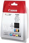 Canon CLI-451 Multipack