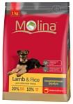 Molina Adult Lamb & Rice All Breed (15 кг)