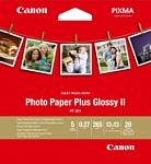 Canon Photo Paper Plus Glossy II PP-201 13x13 265 гм2 20 л