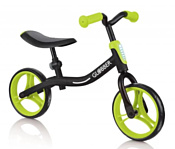 Globber Go Bike (черный/зеленый)