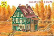 Моделист Баварский домик 412001