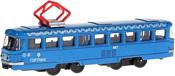 Технопарк Трамвай SB-16-66-BL-WB