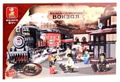 SLUBAN Железнодорожный вокзал M38-B0236