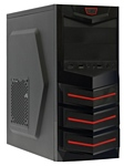 BoxIT 3303BR 400W Black/red