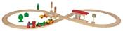 """Eichhorn Стартовый набор """"Поезд с колеей и фигурками"""" 1202"""