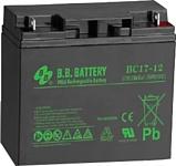 B.B. Battery BC17-12