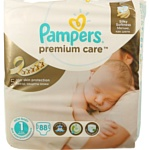 Pampers Premium Care 1 Newborn 88шт