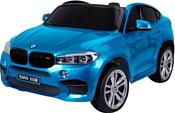 RiverToys BMW X6M JJ2168 (синий)