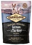 Carnilove Carnilove Salmon & Turkey for puppies (1.5 кг)