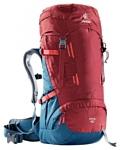 Deuter Fox 40 red/blue (cranberry/steel)