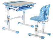 Растущая мебель Smart C304S (голубой)