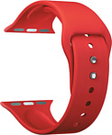 Lyambda Altair для Apple Watch 42-44 мм (S/M и M/L, красный)