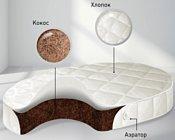 Baby Sleep Nido Magia Coconut Cotton 125x75