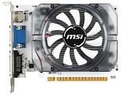 MSI GeForce GT 730 700Mhz PCI-E 2.0 4096Mb 1000Mhz 128 bit DVI HDMI HDCP