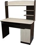 Мебель-класс Лидер (венге/дуб шамони) (МКД-211)