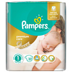 Pampers Premium Care 1 Newborn 22 шт