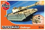 Airfix Quick Build J6010 Challenger Tank
