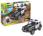 Revell 00807 Полицейский внедорожник