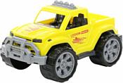 Полесье Автомобиль Легион №1 (жёлтый) 76045